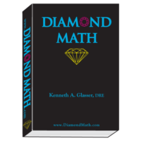 Diamond Math Book