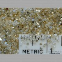 Micro-Crystal Diamond Parcels