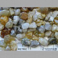 Congo Rough Diamond Parcels