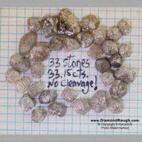 Canadian Rough Diamond Parcels
