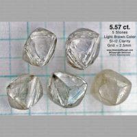 Cuttable Diamond Parcels