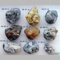 Free Form Crystals - R4b-07