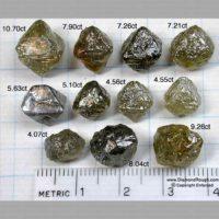 Octahedral Crystals R5-04