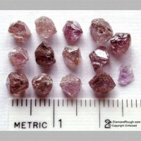 Mixed Pink Crystals - R9-01