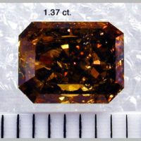 Emerald Cut Polished Diamonds