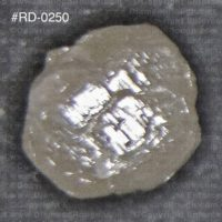 Natural Round Rough Diamond Crystal For Sale